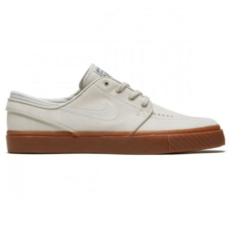 Nike Zoom Stefan Janoski Shoes (Light Bone-Thunder Blue-Gum Dark Brown-Light Bone) – P5950