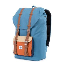 Herschel Supply Co. Little America (Cadet-Carrot) Backpack