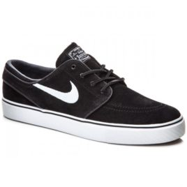 Nike SB Zoom Stefan Janoski OG (Black/White-Gum Light Brown) Men's Shoes