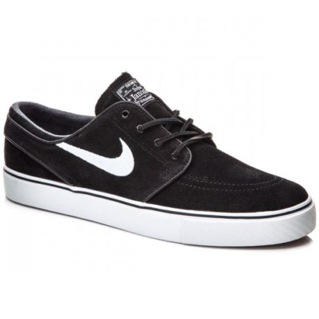 Nike SB Zoom Stefan Janoski OG Shoes Black- White- Gum Light