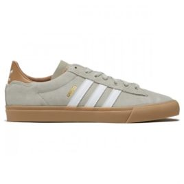 Adidas Campus Vulc II Shoes (Sesame/White/Cardboard)