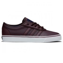 Adidas adi Ease Shoes (Dark Burgundy/White/Mystery Ink)