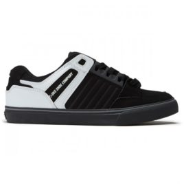 DVS Celsius CT Shoes (White/Black Nubuck)