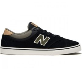 New Balance Quincy 254 Shoes (Black/Olive)
