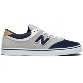New Balance Quincy 254 Shoes (Navy/Grey)