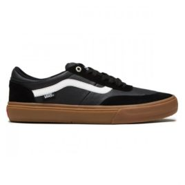 Vans Gilbert Crockett Pro 2 Shoes (Black/White/Gum)