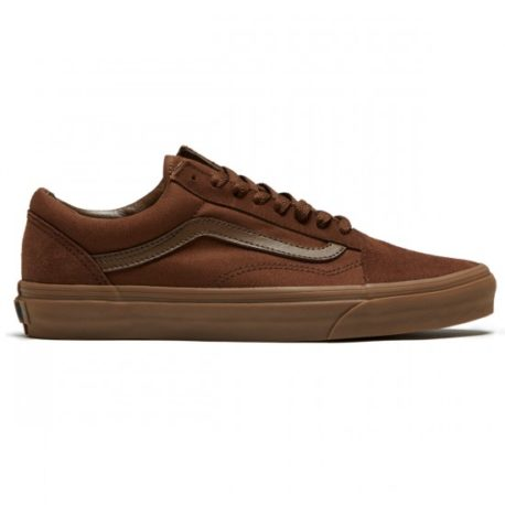 Vans Old Skool Shoes (Dark Earth-Gum) – P4620