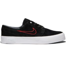Nike SB Zoom Stefan Janoski HT Shane O'Neill Shoes (Black/Red/White)