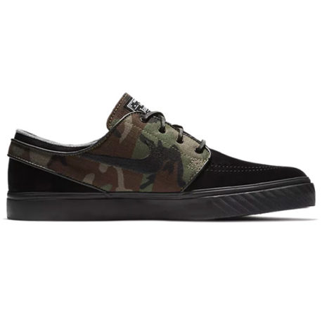 Nike SB Zoom Stefan Janoski OG (Black-Medium Olive-White-Black) – P5950