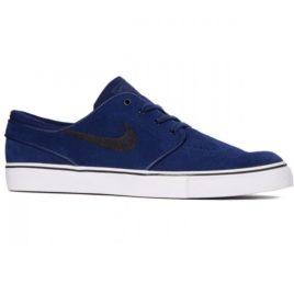 Nike Zoom Stefan Janoski Shoes (Binary Blue/Black)