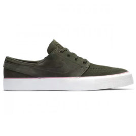 Nike SB Zoom Stefan Janoski HT Shoes (Sequoia/Elemental Pink/Light Bone/Sequoia)