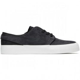 Nike SB Zoom Janoski HT Deconstruct Shoes (Black/Summit White/Anthracite)