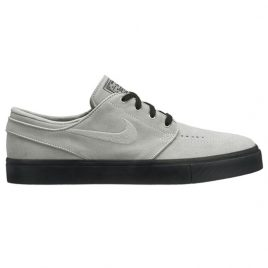 Nike Zoom Stefan Janoski Shoes (Vast Grey/Vast Grey/Black)