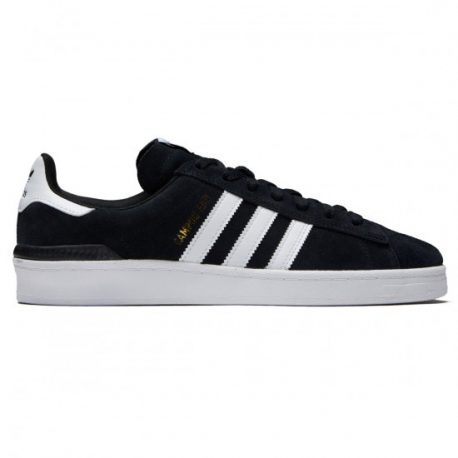 Adidas Campus ADV Shoes (Black-White-White) – P5950