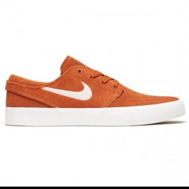 Nike SB Zoom Janoski RM Shoes (Dark Russet/Desert Sand/Summit White)