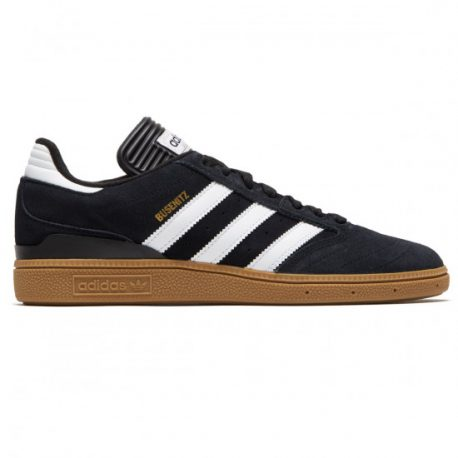 Adidas Busenitz Shoes (Black-White-Gold) – P6,400