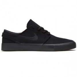 Nike SB Zoom Janoski Canvas RM Shoes (Black/Black/Black/Black)